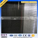 2016 Trade Assurance high quality Hot dipped galvanized / PVC Coated Square Welded Wire Mesh for concret reinforcing