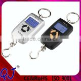 digital luggage scale 40kg Double Precision Hook Pocket Electronic Fishing Hanging Weight Digital Scale