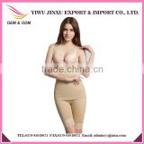 OEM Wholesale Price Lace Slimming Body Shaping Open Crotch Seamless Women Transparent Shaper Sets