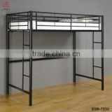 2015 School Furniture dormitory Metal Bunk Beds for sale/used cheap metal frame bunk beds for sale