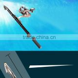 Superhard Carbon Rockies Fishing Rod Short Section 1.8 M/2.1M/2.4M / 2.7M / 3.0 M/3.6M Sea Pole Throwing