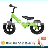 Unique design Patented product 12 inch AL-1209 aluminum balance bike kids CE EN71 passed