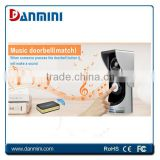 Danmini Hot Sale WIFI Visual Intercom Doorbell/Video Door Phone /IP WI-FI Camera For Smart Mobile Phone