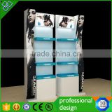 High End Cosmetic Display Stand Shelves,Store Make Up Display Cabinet Equipment