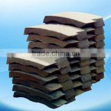 High manganese steel Longteng metal liners for ball mill