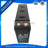 lead calcium alloy plate 12v 180AH lead Acid battery for yemen market