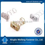 China high quality fastener strut nut channel nut spring nut manufacturing competitive price hardware fastener products