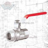 Two-Piece Body Brass Ball Valve