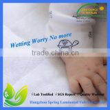 Healthy Baby Ideas Premium Bamboo Viscose Crib Mattress Pad Waterproof