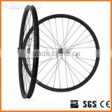 Fast Delivery CarbonBikeKits XCB29-40 mtb wheel 40mm clincher carbon wheels mountain bike 29