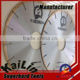 Diamond wet cutting tools wet cutting blade for stone 14inch 350mm concrete cutting circular saw blade
