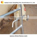 China supplier Steel pipe hot-dip galvanized barn gates for sale(Real factory)                                                                                                         Supplier's Choice