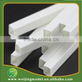 plastic tube for crafts architecture model