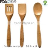 bamboo Kitchen utensil set