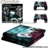 Wholesale custom 3m Vinyl Skin For PS4 Playstation 4 Console Skins Until Dawn, Protective Decal Skin Sticker For PS4 Controller