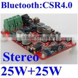 TDA7492P Stereo Bluetooth Audio Amplifier Board 2*50W digital power amplifier module