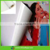 Shanghai Manufacturer PVC Vinyl Cutting Stickers Rolls Wholesale For Signs , Color Cutting Vinyl