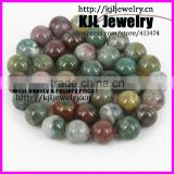 KJL-A0201 high quality natural jewelry stone round beads,charm agate jewelry beads for bracelet and necklace making