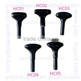 water sports accessories handle full hull carbon fiber 3k 12k for sup stand paddle HDC01~HDC05