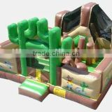 attractive baby inflatable obstacle courses