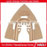 triangle 78mm brazed carbide blade saw for nail tile brisk home decoration at good price and fast delivery
