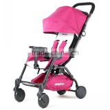 2016 Europe Fashion model Super light Portable Fancy Baby mini stroller