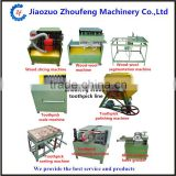 Hot Selling Automatic Bamboo Stick Making Machine Wooden Toothpick Maker