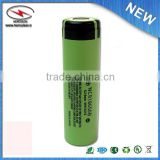 Hi Power Lithium 18650 Rechargeable Cell: 3.6V 3400mAh (12.24Wh) - NCR18650B - UN 38.3 Passed