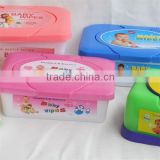 80pc box case packed CE certification baby wet wipe