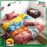 Free Sample Provided 100 cotton Disposable flat Bed Sheets/bedding sets for Hotel with cheap price