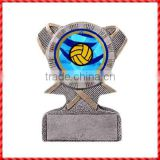 High quality resin custom Champions League Trophy