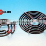 Electric cooking heater part