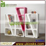 Custom made study room book cabinet&Combination bookcases and books cabinet design&custom living room cabinets for sale
