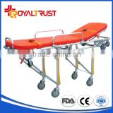 More than 15 Years Manufacturer Ambulance Stretcher,Automatic Loading Stretcher
