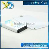 7500mAh High Capacity Battery for For Note3/N9000/N900S/N900A/N900/N9002 Phone batteries Li-ion Battery with Back Cover