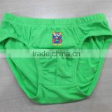 Best Sell Manufacturer Carton Print Children Underwear