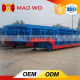 Auto transport carrier trailer , car carrier semi trailer for sale