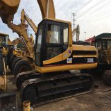 used caterpillar 320BL crawler hydraulic excavator