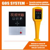 Smart Car Parking Ticket Dispenser Machine for Parking Management