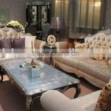Elegant design luxury hotel livingroom sofas set, sofa design,can be customized-BG90436 MOQ:1 SET
