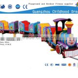 (HD-10504) small amusement park trains for sale/ used amusement park trains for sale/ electric train for kid's park