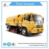 High efficiency low energy consumption 16 Ton Truck Mounted Steet Sprinkler Sweeper City road cleaning car for sale