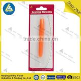 lovely sewing assistant tool dress maker marking pencil orange color with cap