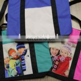 sublimation heat transfer mommy bag