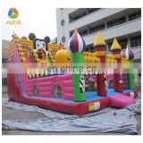 Children air playground,giant inflatable playgrounds