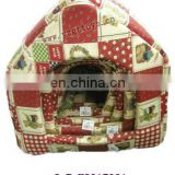 Pet house for wholesale exquisite plush pet house toy