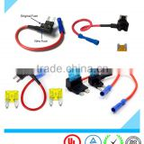 Low profile blade automotive marine truck add-a-circuit in line fuse holder hot sale                                                                                                         Supplier's Choice