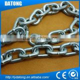 Hardware black painted heavy chain hardware rigging