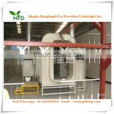Best quality automatic electrostatic powder coating line