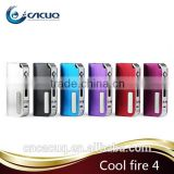 2016 Wholesale cool fire 100w tc mod/coolfire iv 100W Box Mod/Innokin cool fire 4 tc100
